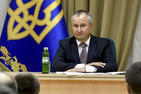 Порошенко ввел Грицака в состав СНБО вместо Наливайченко
