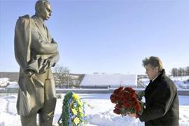 Ющенко стал на защиту Бандеры