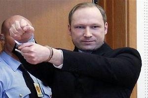 У Норвегії розпочався суд над Андерсом Брейвіком
