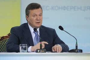 Януковича взволновала тональность Европы