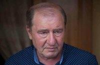 Порошенко попросил Меркель забрать Умерова на лечение