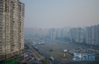 Глава ГосЧС заявил о безвредности смога в Киеве