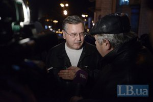 Гриценко: армейских десантников передают в состав Внутренних войск МВД