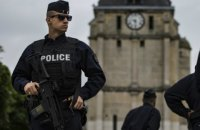 Во Франции вновь открыли церковь, подвергшуюся атаке исламистов