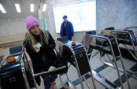 Тоннели киевского метро откроют для посетителей