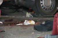 В Киеве во время оформления ДТП пострадали полицейские (обновлено)