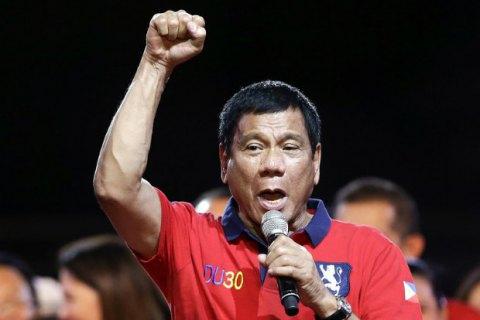 Напрезидентских выборах наФилиппинах лидирует «восточный Трамп»