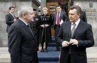 Ежель назначен советником Януковича