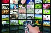 Янукович берет под контроль центральные каналы ТВ