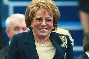 В список санкций ЕС попали Рогозин, Сурков, Матвиенко