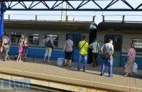 Укрзализныця запустила электричку из Киева в Житомир