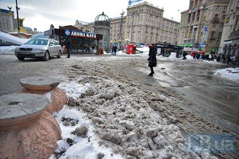 Гидрометцентр: Отопительный сезон 2016/17 вУкраине продлится 160-180 дней