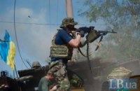 За сутки в зоне АТО ранены трое украинских военнослужащих