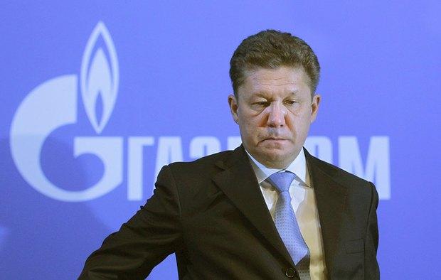Алексей Миллиер, руководитель Газпрома