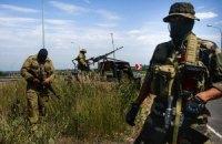 В Дзержинске наблюдается скопление боевиков и техники
