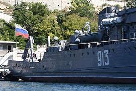 Евродепутаты обеспокоились присутствием ЧФ РФ в Крыму