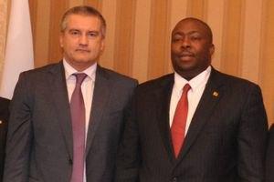 Аксенов пригласил одну из беднейших стран мира инвестировать в Крым