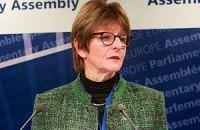 Президент ПАСЕ призывает к деэскалации в Украине