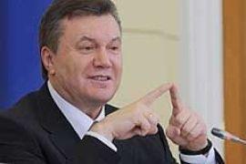 Янукович: «Я забил в рабочие планы»