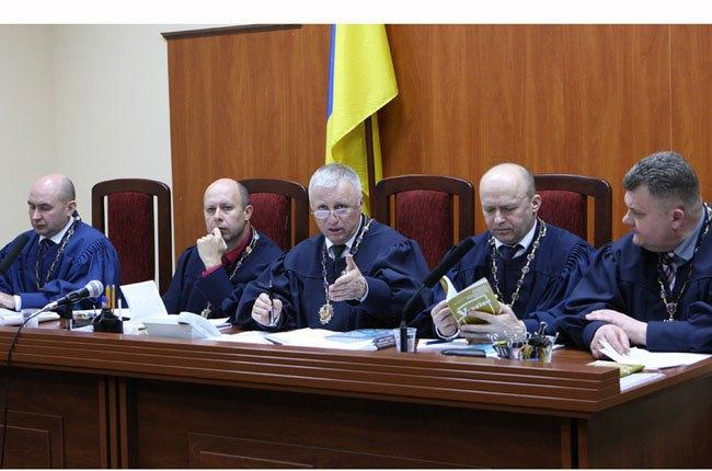 Заседание ВАСУ по делу Власенко