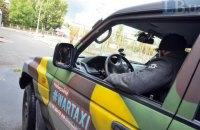 """Во Львове можно будет заказать """"Военное такси"""" с волонтером за рулем"""