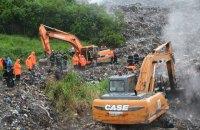 Львов заявил об угрозе оползня на мусорной свалке в Грибовичах
