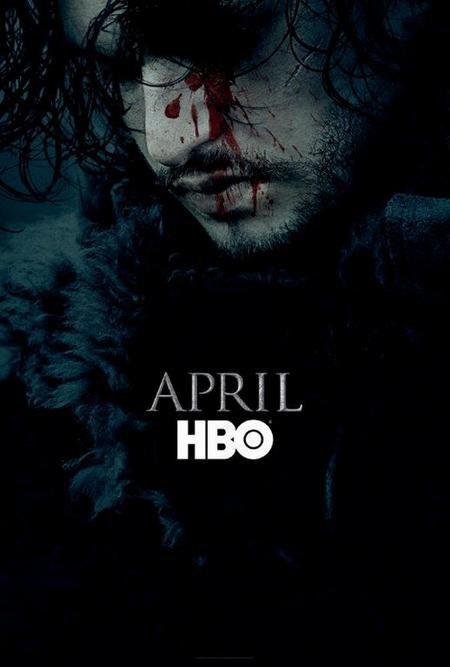 """Творці """"Гри престолів"""" оприлюднили перший постер 6-го сезону"""