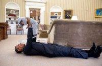 Президентство Барака Обами в знімках його особистого фотографа