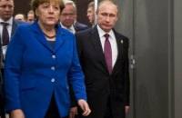 Меркель требует справедливого распределения беженцев внутри Европы