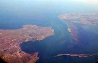 Россия передала Украине проект соглашения по Керченскому мосту