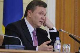 Янукович расписался в беспомощности приструнить своих депутатов