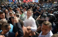 """""""Батькивщина"""" и """"Свобода"""" подали заявки на митинг у Киевсовета"""