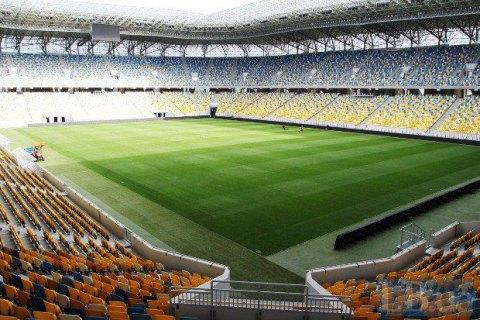 Чиновника, який затвердив будівництво «Арени Львів», підозрюють урозтраті 27 млн гривень