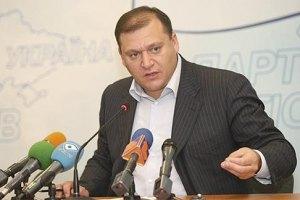 Добкин напомнил Михалкову, что у него есть орден от Медведева