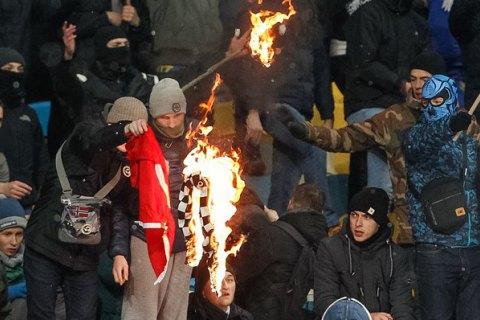 УЕФА открыл дисциплинарное дело поматчу «Динамо» (Киев)— «Бешикташ»