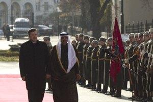 Янукович увидел новые перспективы для отношений с Катаром