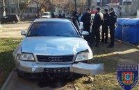 В Одессе иностранец получил пулевое ранение в живот на улице