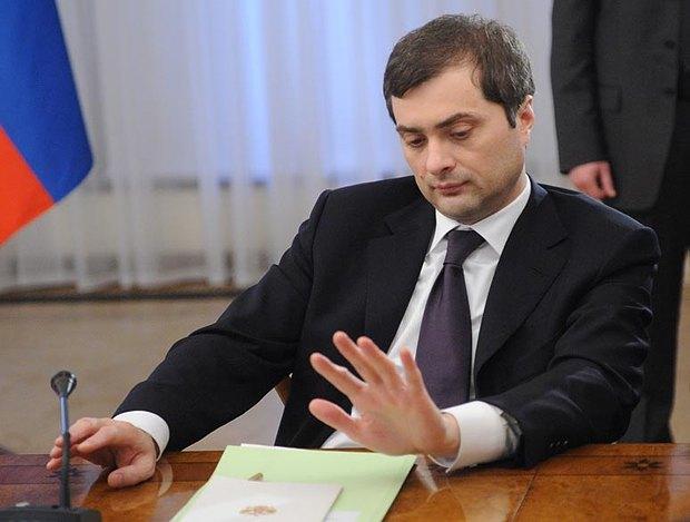 Владислав Сурков. Український слід