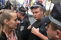"""Бютовцы"" снова не дают журналистам попасть в суд"