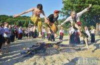 В детском лагере в Черкасской области традиционно отметили праздник Купала