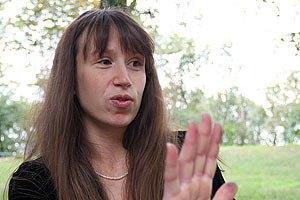 Татьяна Чорновол просит помощи для победы на выборах