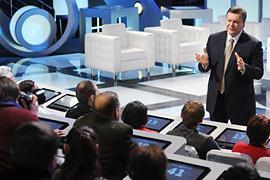 "Янукович расскажет в ""Шустер Live"" о своих аппетитах"