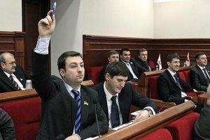 """""""УДАР"""" обещает не блокировать предстоящую сессию Киевсовета"""
