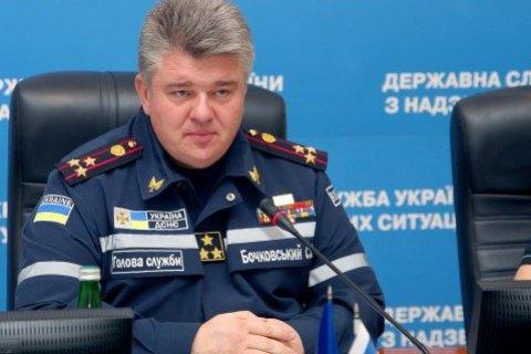 Суд начал рассматривать дело экс-главы ГосЧС Бочковского