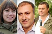 """Рычкова, Насалик и Микитась проходят в Раду, - эксит-полл """"Социс"""""""