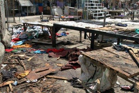 В Багдаде в серии взрывов погибли минимум 63 человека