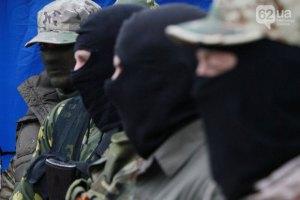 Боевики обстреляли колонну пограничников возле поселка Городище в Луганской области