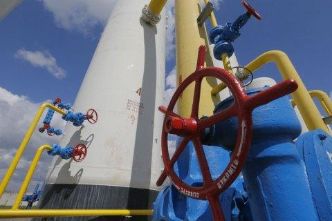 Україна збільшила тариф натранспортування російського газу
