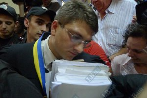 В суде по Тимошенко перерыв до 14:15
