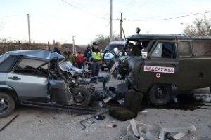В ДТП в Севастополе один человек погиб и 8 пострадали